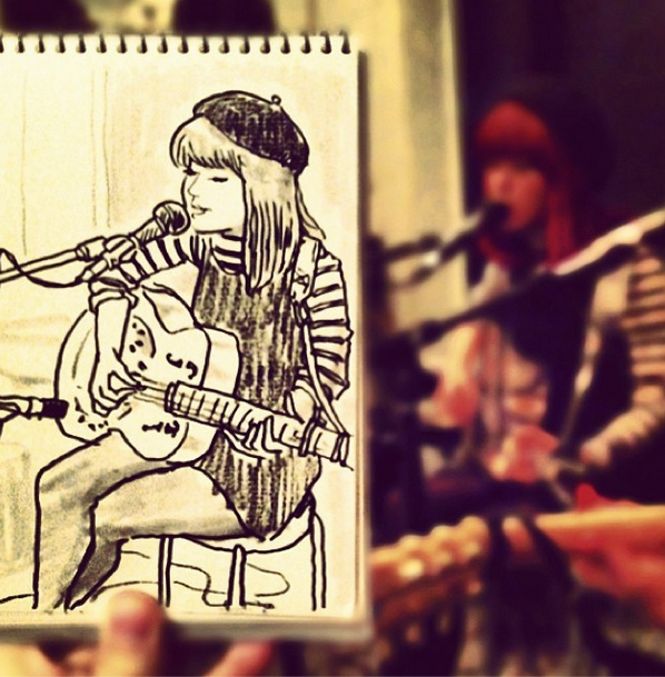 hamahouse instagram quick sketch (5)