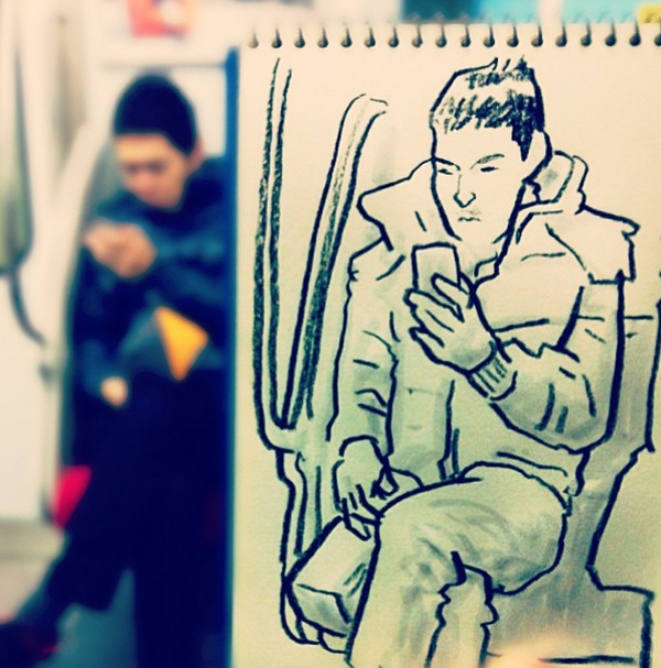 hamahouse instagram quick sketch (6)