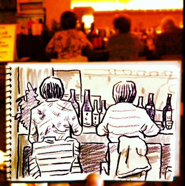 hamahouse instagram quick sketch (7)