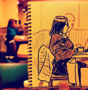hamahouse instagram quick sketch (9)