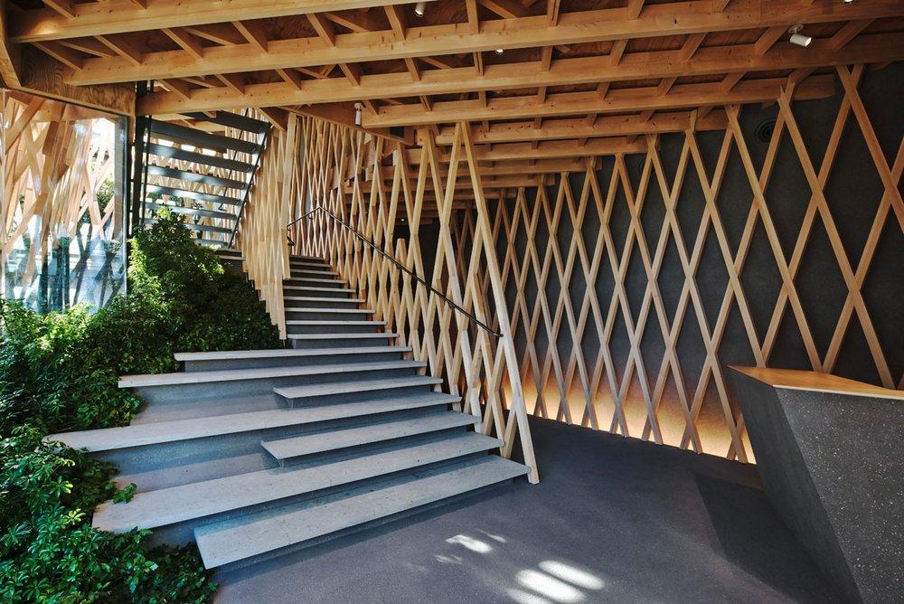 Wood Architecture: The Hellish Art Of Japanese Interlocking Wooden