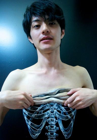 HIKARU CHO BODY PAINT (7)