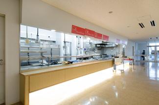 University cafeteria - nittai 3