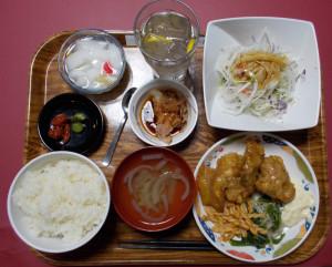 University cafeteria - nittai 4