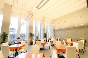 University cafeteria - toyodaigaku 3