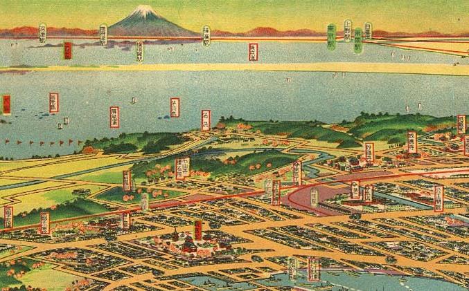 hatsusaburo-zushi - (detail 2)