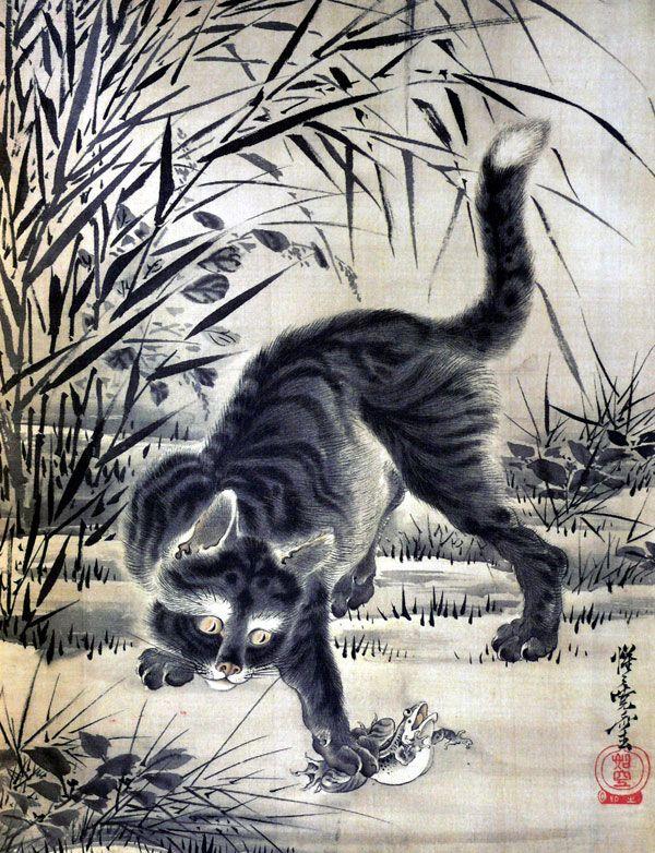 Kawanabe Kyosai [Gyosai] (1828-1889) 2