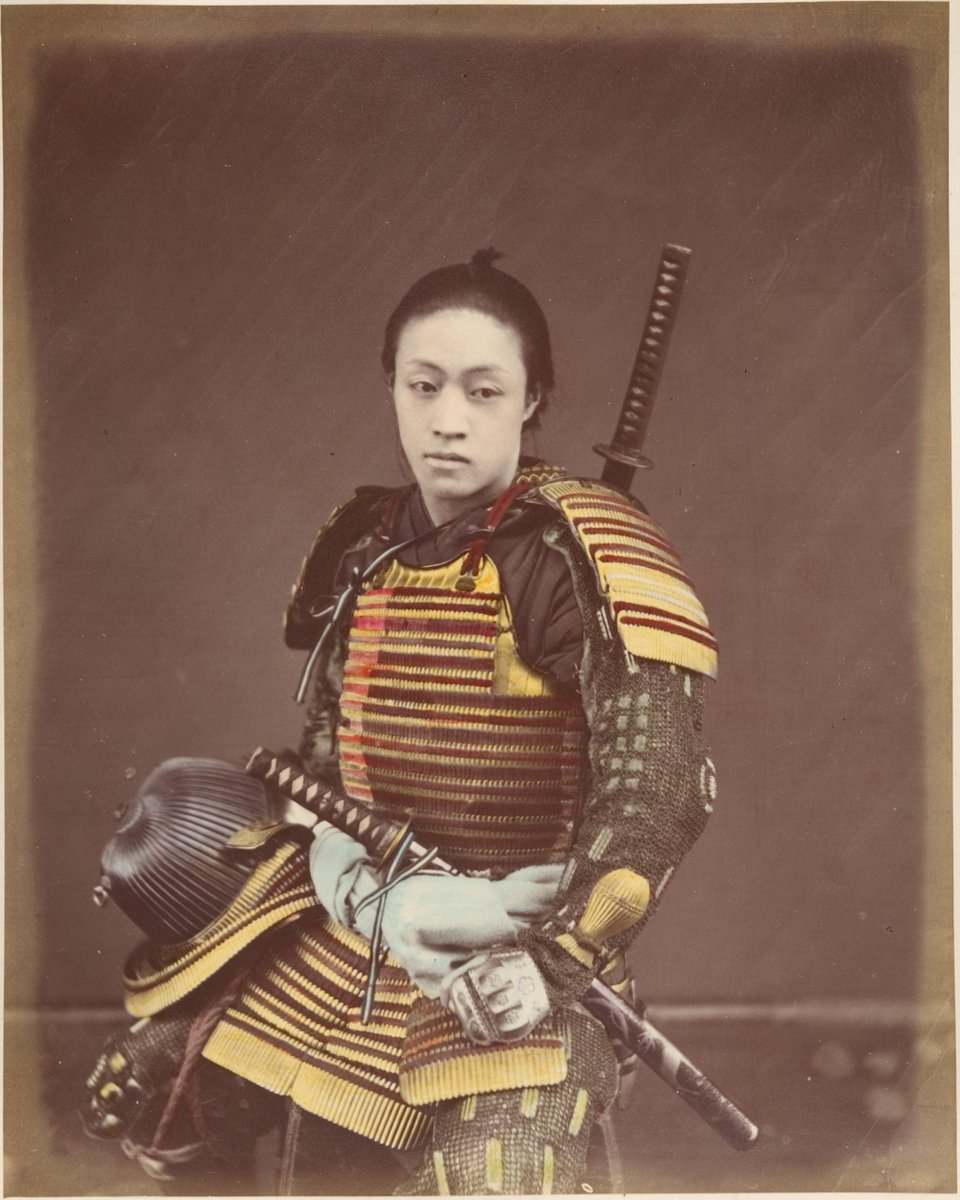 Old japan comes to life in images from the metropolitan museum of art