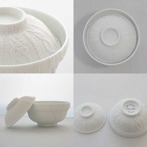 The Most Comfy Cup of Tea   Texture Cups by Cement Design