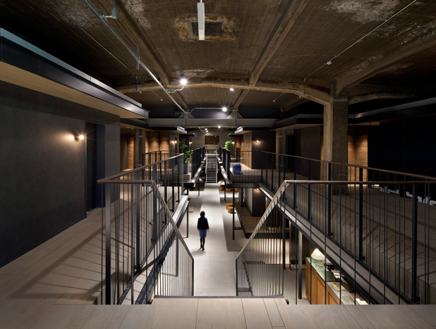 Onomichi u2 a new bicycle friendly enclave in hiroshima for Design hotel japan