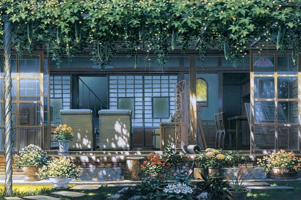 Ghibli Art Director Nizo Yamamoto