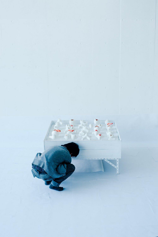 Oral Alphabet by Takayuki Ogawa