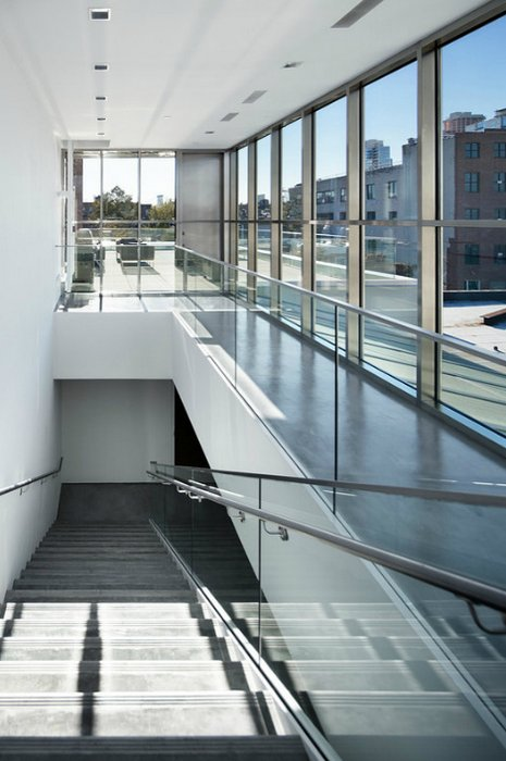 KAWS Brooklyn Studio by Masamichi Katayama