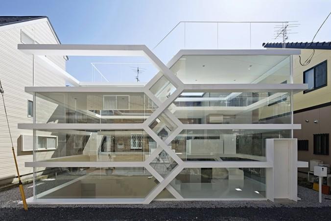 algorithm s house by yusuke karasawa