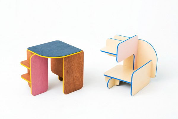 Dice Furniture by Torafu