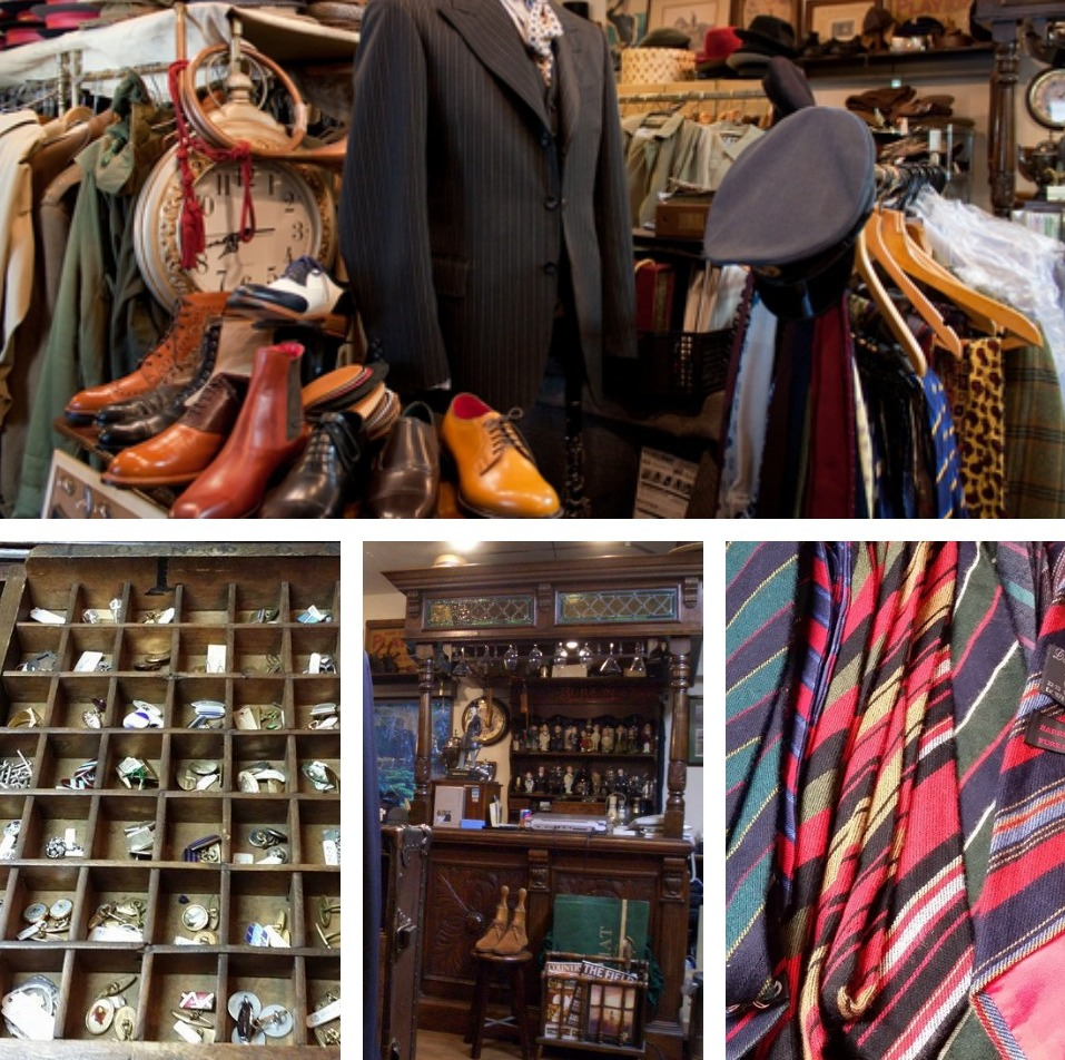 old hat tokyo vintage shop
