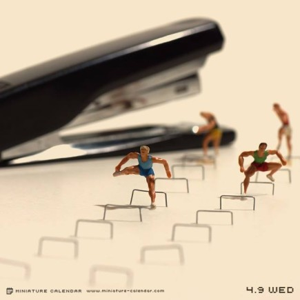 Artist Creates Miniature Dioramas Every Day Of The Year