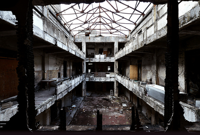 seika dormitory photography