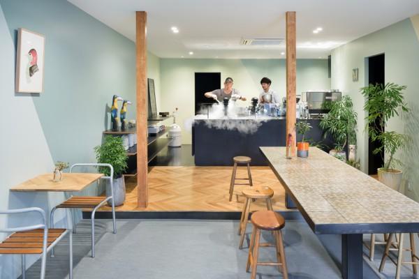 Snow Picnic | A New Experimental Gelato Shop in Tokyo