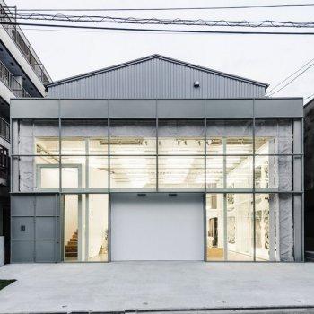 Kimono Artist Hiroko Takahashi's New Studio and Gallery Space