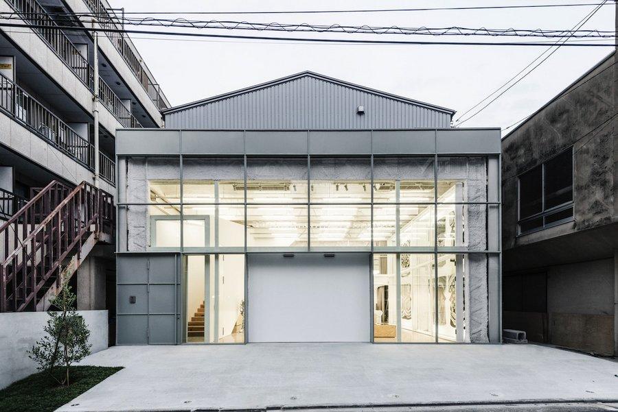 Kimono Artist Hiroko Takahashi New Studio