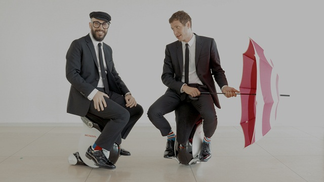 OK Go latest music video I won't Let You Down