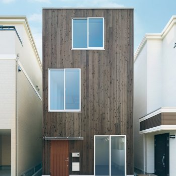 MUJI's New Prefabricated Vertical House For City Living