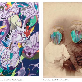 Close Enough to Walk Apart: the art of Tsukasa Kanawa and Shinya Kato
