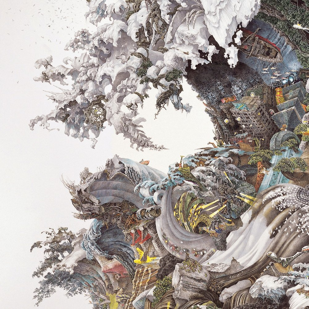 Ikeda Manabu Foretoken detail