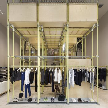 EN ROUTE GINZA: fashion meets sports in this new Tokyo select shop