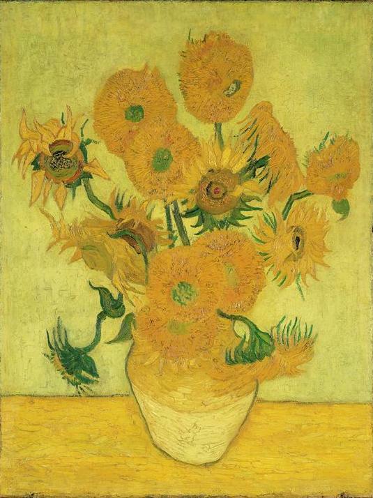 VanGogh-FourteenSunflowers