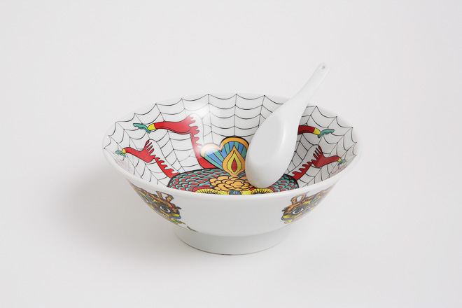 designer ramen bowl exhibition