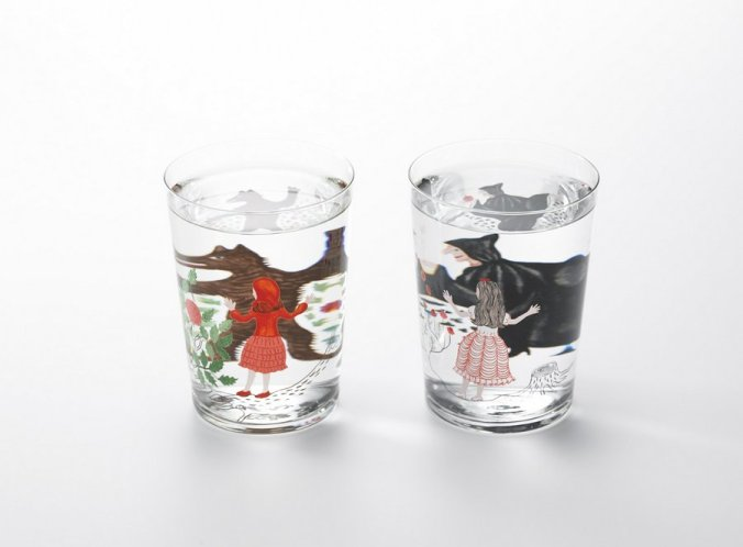 fairy tale glasses by dbros