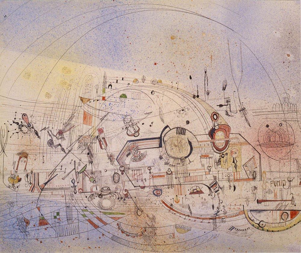 The Imaginary World of Fumio Nambata