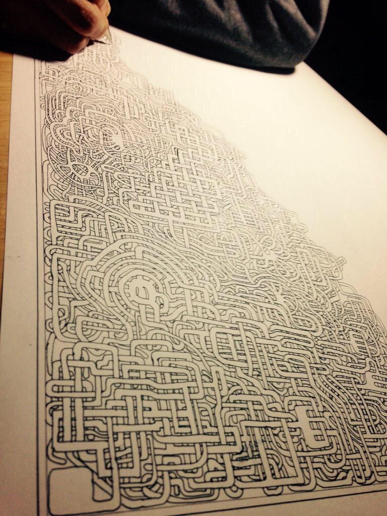 new and improved papas maze