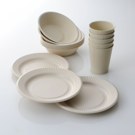 tm series bamboo tableware