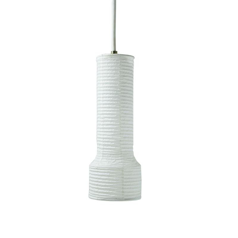 washi torchi paper pendant lamp