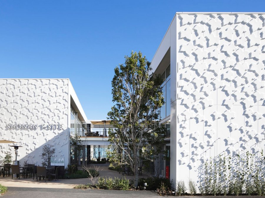shonan t-site by klein dytham architecture