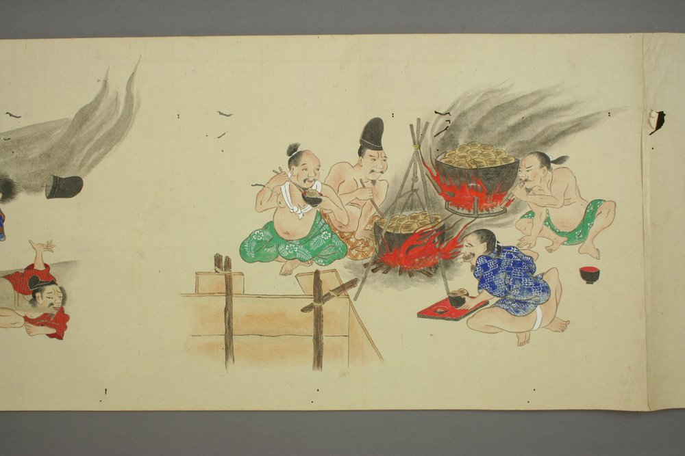 hegassen japanese fart scroll