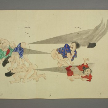He-Gassen: Revisiting Japan's Edo Period Fart Scrolls