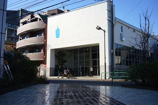 blue bottle kiyosumi tokyo