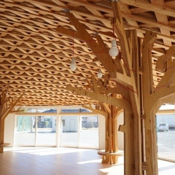 House For All: A Wooden Indoor Playground For Kids in Soma City