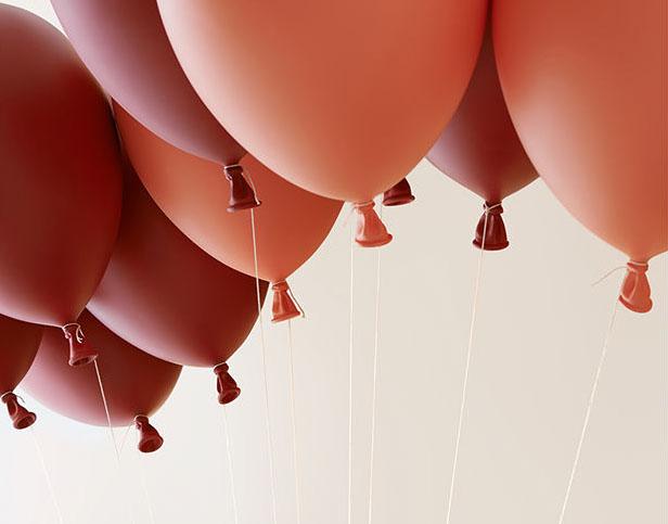 Balloon Chair by Satoshi Itasaka