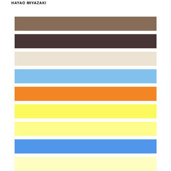 Can You Identify These Ghibli Films Only By Their Color Palette?