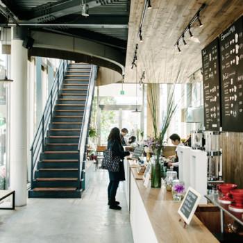 New Sarutahiko Coffee Shop Opens in Tokyo
