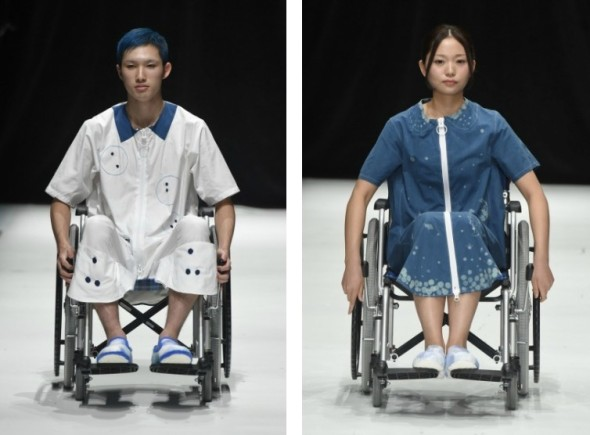haha fashion label by Takafumi Tsuruta