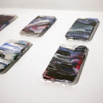 Cause and Effect: Painted iPhone 6 Cases That Emerged From Canvases