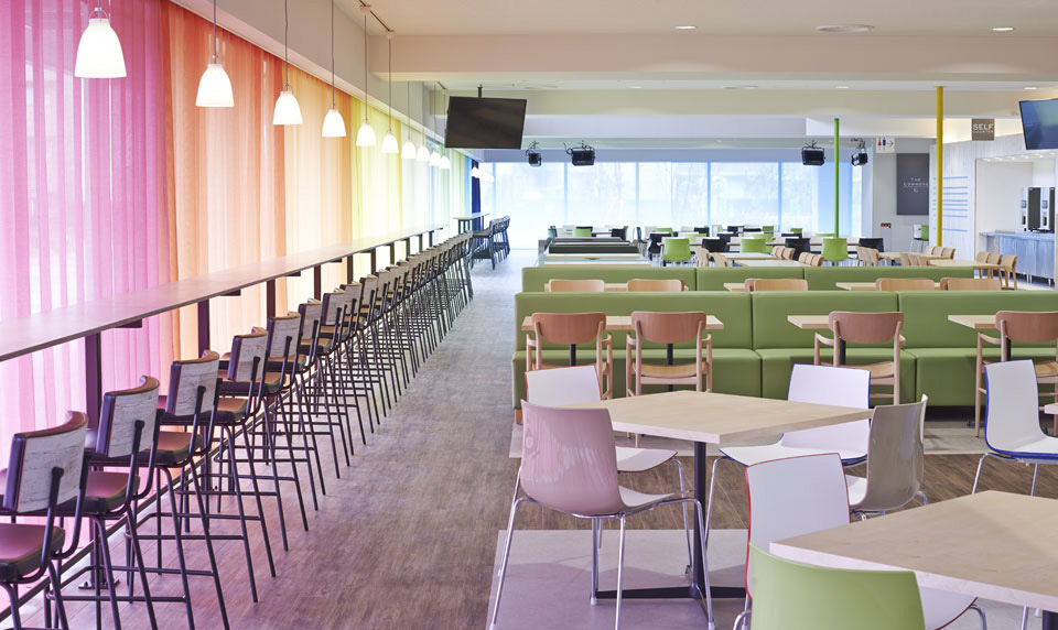 the gallery cafeteria case study