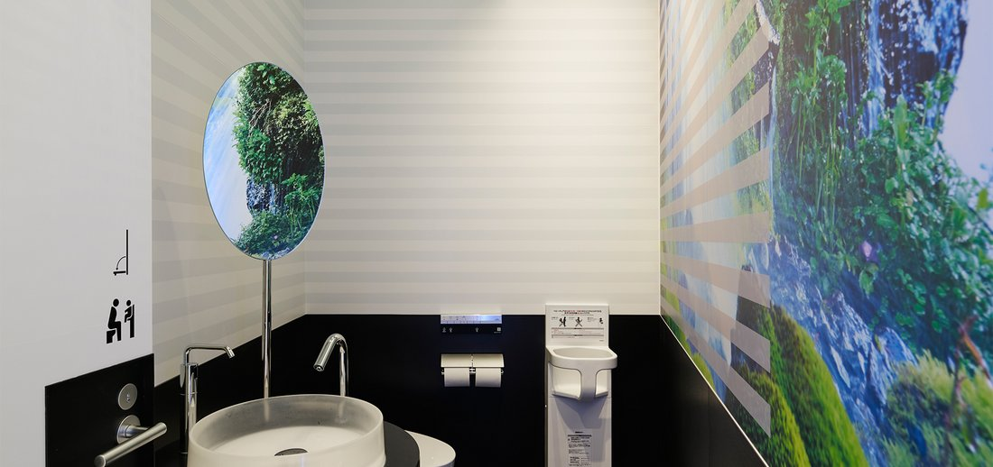 Narita Airport\'s New Toilet Gallery is a Museum for Bathrooms ...