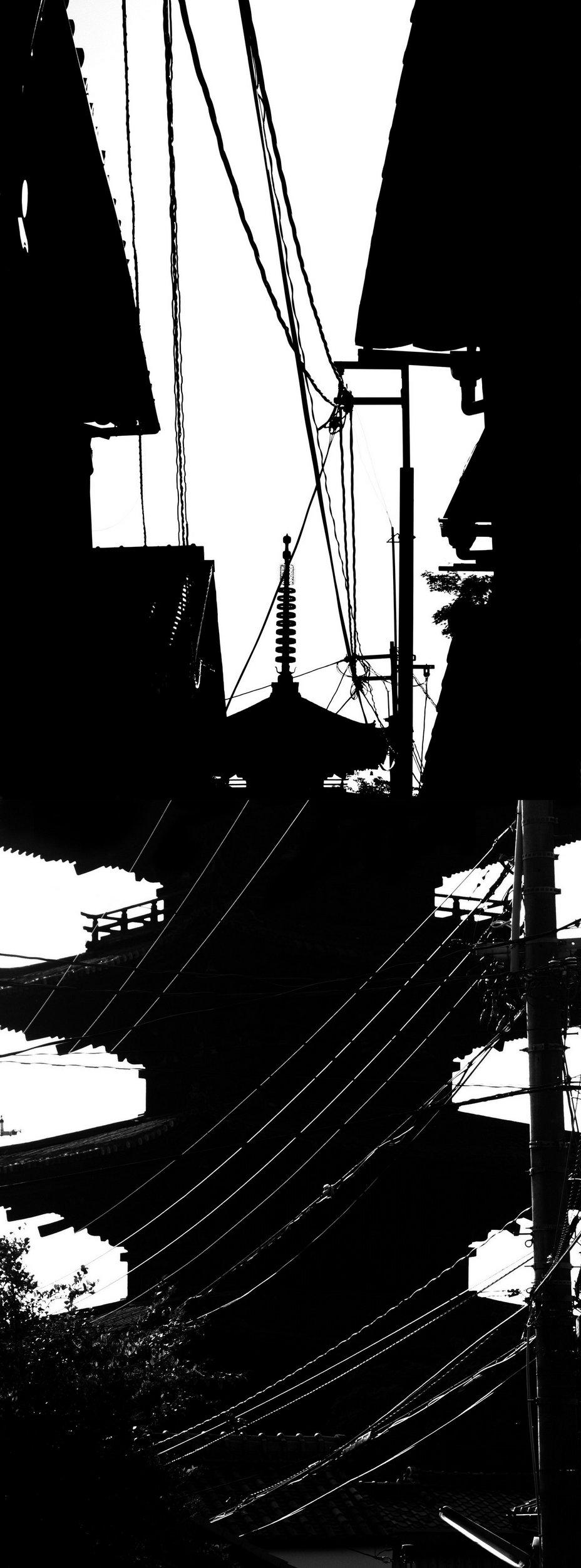 Tone Scape 01 by Hideki Kuwajima